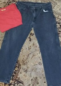 description nd rustler Jeans - Jeans nd tee